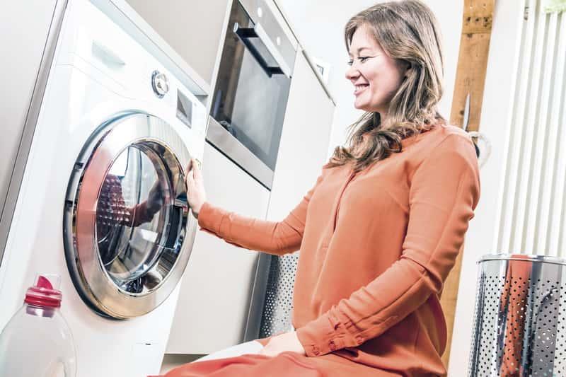 pranie reczne w pralce